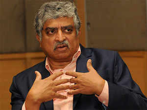 Indians will get loans based on data, not collateral: Nandan Nilekani