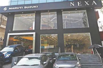 Maruti's Nexa third-largest retail network in PV sales
