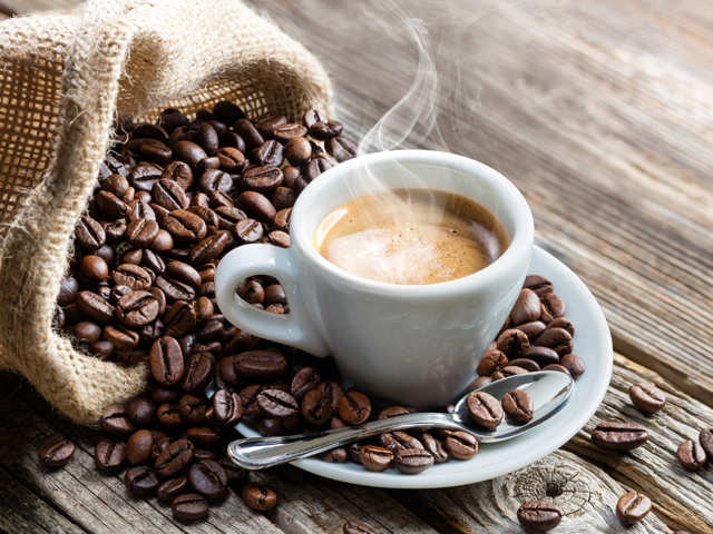 Don't think twice before getting that cup of coffee, it is healthy for you