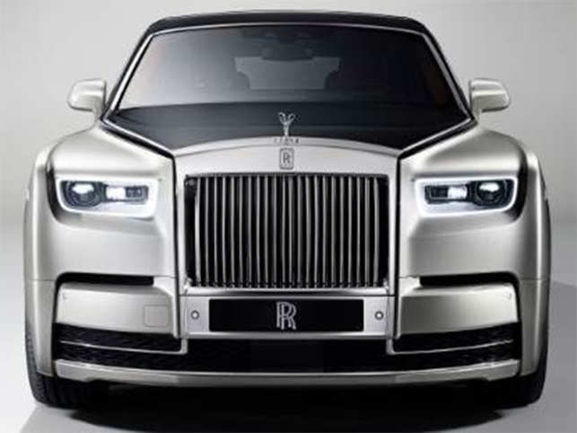 Rolls Royce Phantom Viii Launched In India At Rs 9 50 Crore