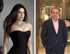 Priyanka Chopra terminates contract with Nirav Modi Jewels