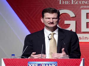India very capable of developing a tech giant: KPMG's William Thomas at ET GBS 2018