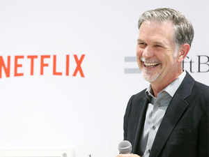 Next 100 mn Netflix users will come from India: Reed Hastings at ET GBS 2018