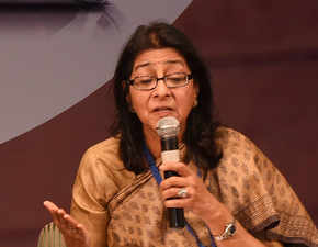 We as women, must also be our own glass ceilings: Naina Lal Kidwai at ET GBS