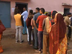 MP Bypolls: 41% turnout in Mungaoli; 35% in Kolaras till 12.30 pm