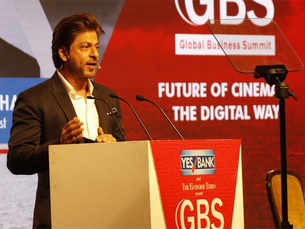Shah Rukh Khan predicts appointment cinema will be over soon