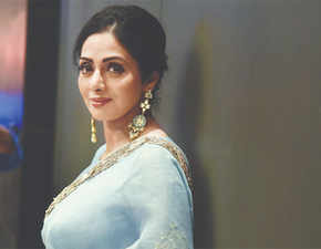 Veteran actress Sridevi passes away at the age of 54