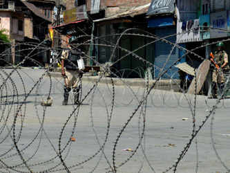 Jammu and Kashmir: Militants kill 2 cops in separate attacks; It's proxy war, says DGP
