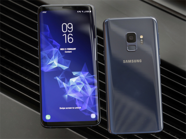 820c63c7e68 BARCELONA SEOUL  Samsung today unveiled its flagship Galaxy S9 and S9+  smartphones at the Mobile World Congress 2018 event. The S9 has a 5.8 inch  screen ...