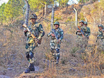Cross-border firing forces over 2,000 uri residents to shift