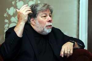 Apple cofounder Steve Wozniak