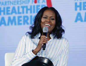 Michelle Obama's memoir 'Becoming' to hit shelves in November