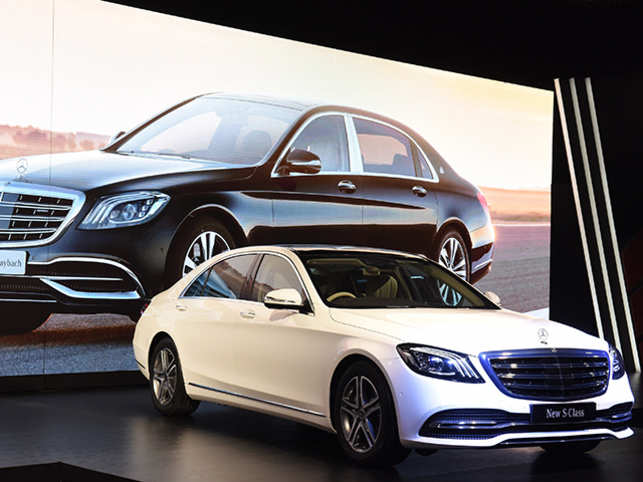 Mercedes-Benz S 350d and S 450 launched in India