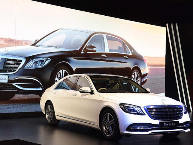 Mercedes-Benz launches new luxury sedan S-Class