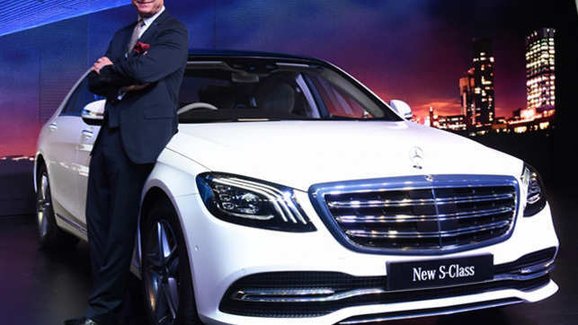 Mercedes benz s class mercedes benz launches country 39 s for What country makes mercedes benz cars
