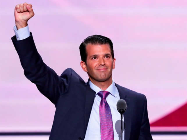 For Donald Trump Jr visiting India is not just about business but friendship too