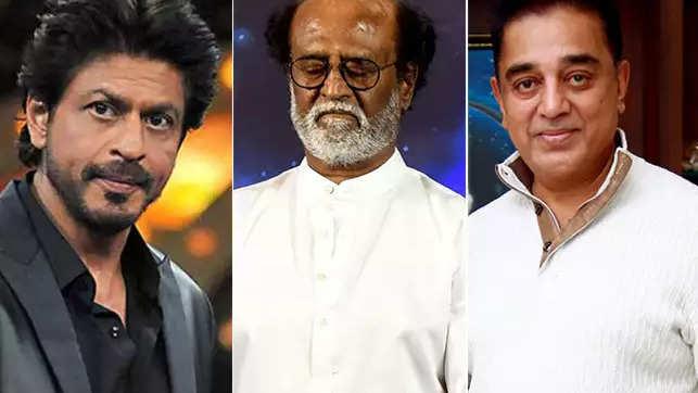 Watch: SRK, Rajinikanth, Kamal Haasan reach Anil Kapoor's house to offer condolences