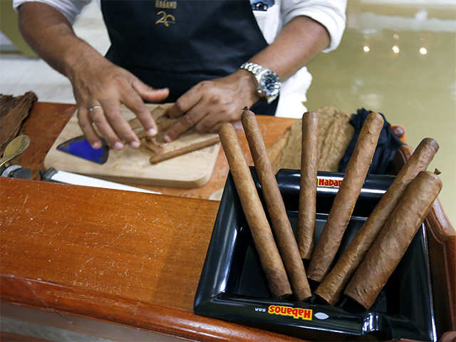 Cigars in China
