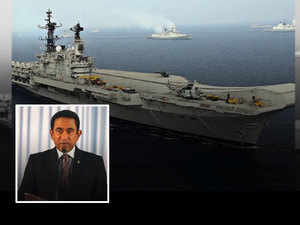 Navy chief says Maldives declined India's invite for 'Milan' exercise