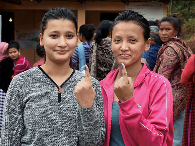 Northeast polls: Stray incidents of violence in Nagaland, Meghalaya voting peaceful