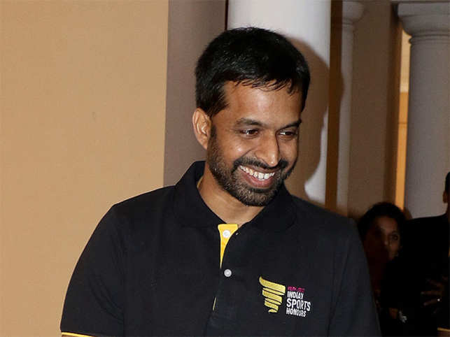 Badminton champ and coach Pullella Gopichand swears by Paulo Coelho's 'The Alchemist'