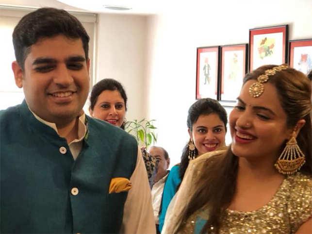 Wedding bells! Unacademy founder Gaurav Munjal ties the knot with Reema Behl in Jaipur