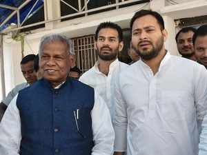 Watch: Former Bihar CM Jitan Ram Manjhi quits NDA