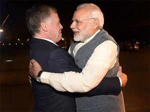 India-Jordan ties