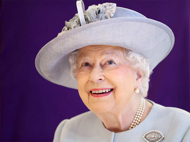 Welcome to the gram! Queen Elizabeth posts on Instagram for