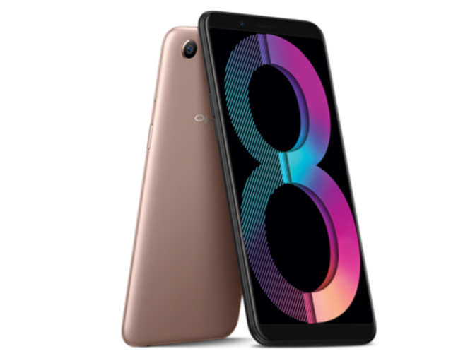 Oppo Oppo A Review Impressive Screen A Good Camera But The Price Is Not Right The Economic Times