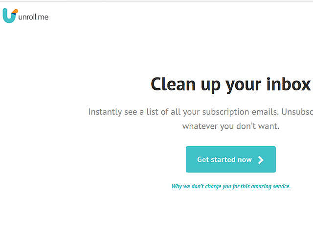 4  Delete online accounts - 5 free websites to help increase