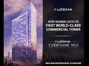 No.1 Choice for those who want to take their business to the next level – Lodha Group's latest project brings you the office of your dreams