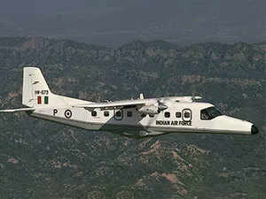 IAF's Dornier aircraft lands at Pakyong airport