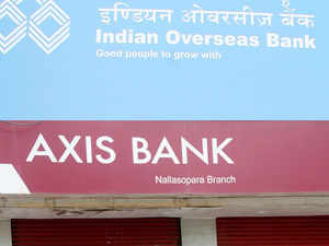 RBI penalises Axis and Indian Overseas Bank