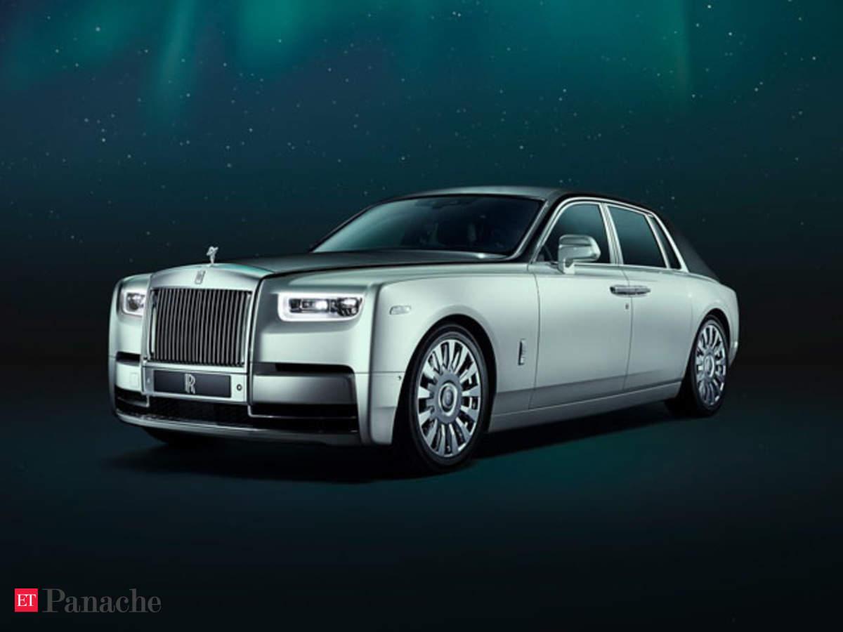 Rolls Royce Phantom Rolls Royce Launches Its New Premium Model Phantom In North India At Rs 11 35 Cr