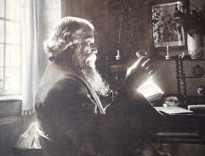 Signed hardcover copy of Rabindranath Tagore's 'The King of the Dark Chamber' up for auction