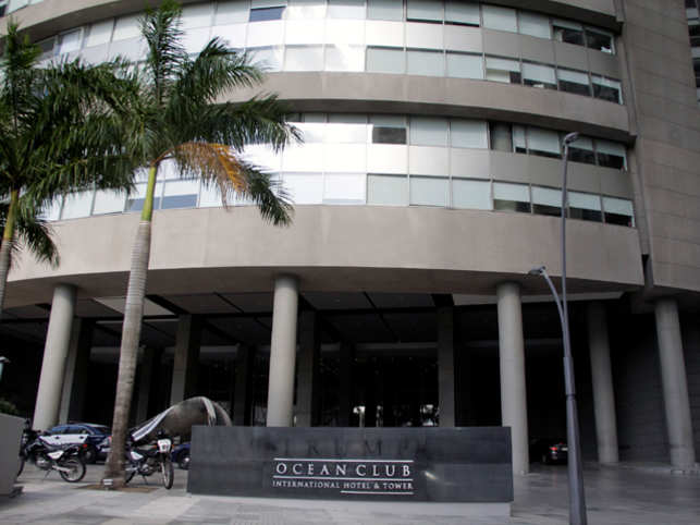 Trump management evicted from hotel following court verdict in Panama