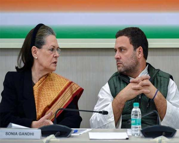 Watch: Sonia Gandhi invites opposition leaders for dinner on March 13