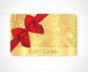 gift card (TS)