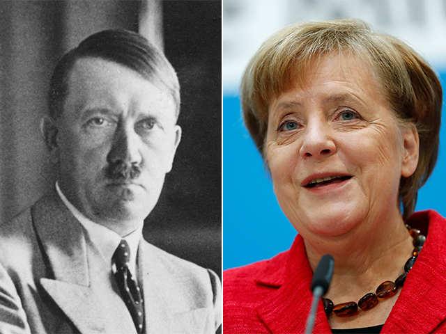 Heil Angela Justin Trudeau Is Fidel Castro S Son Other Conspiracy Theories On The World Stage The Economic Times