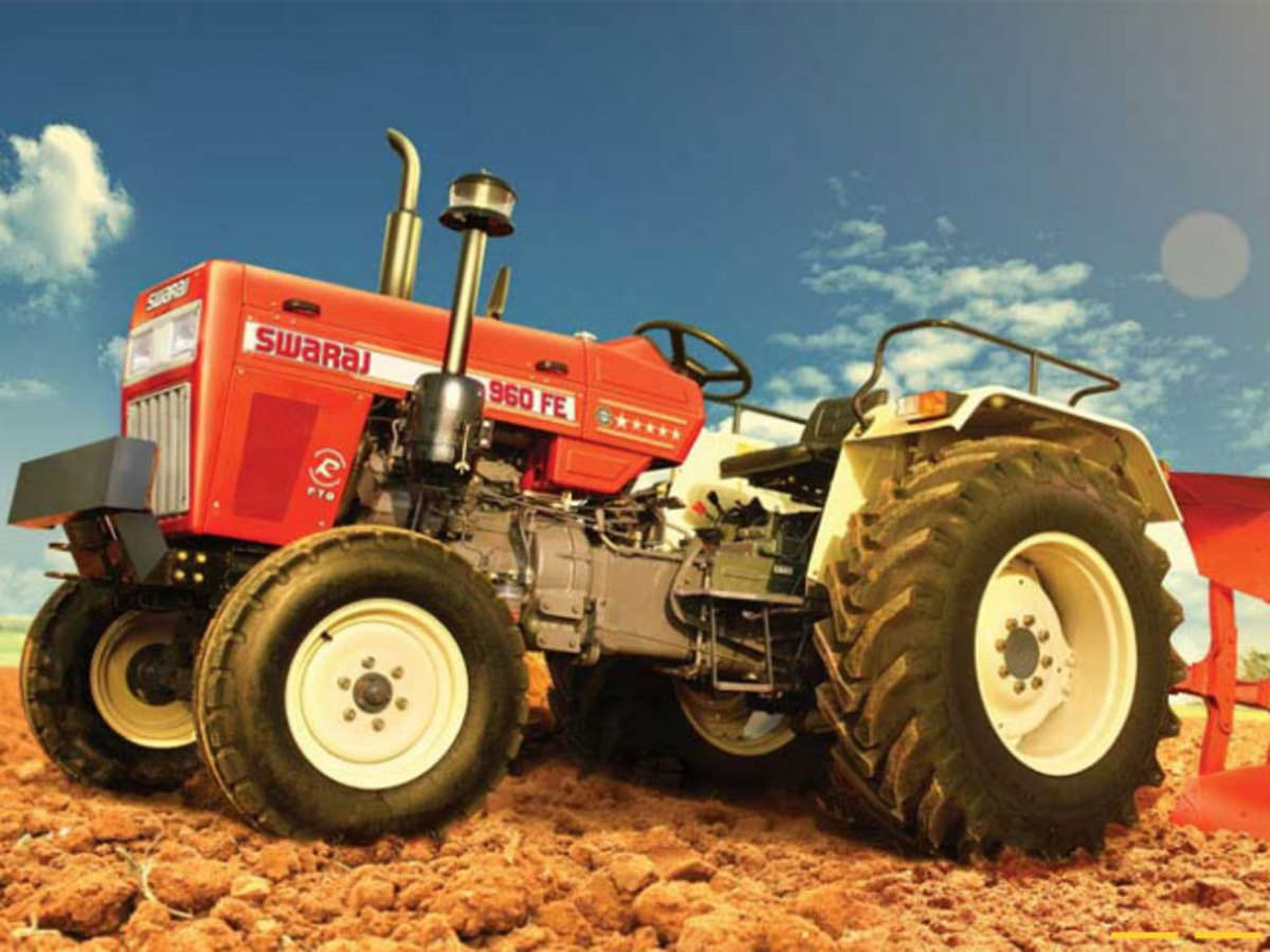 Swaraj Tractors rolls out high power tractor platform