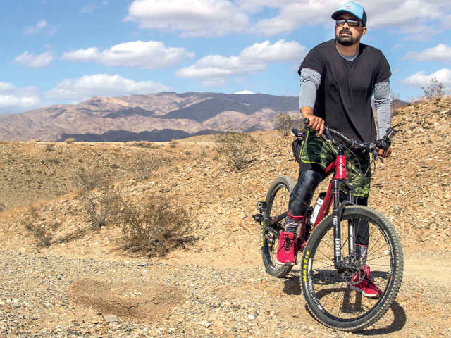 If adrenaline-pumping activities are on your bucket list, then head to Southern California just like Rannvijay