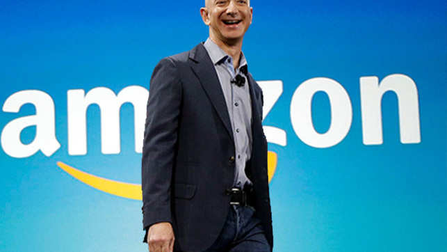 Jeff Bezos now the richest man on earth: Forbes