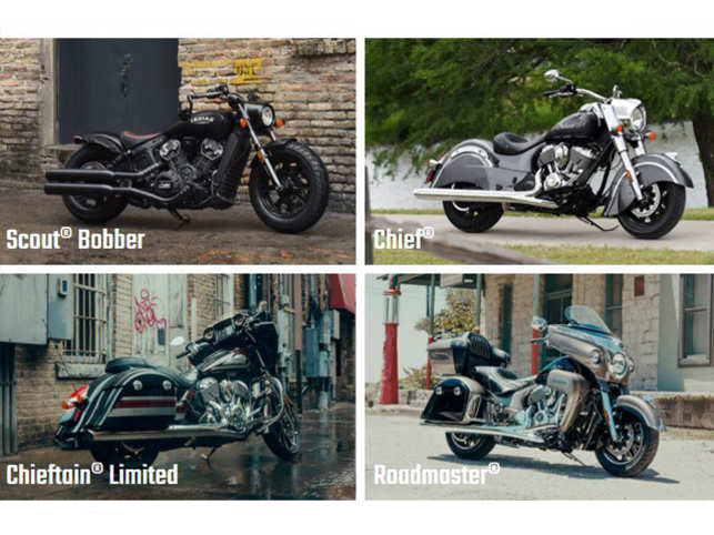 Indian Motorcycles: Indian Motorcycles cuts prices of