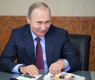 Yes, women make superior bosses - and Vladimir Putin thinks so