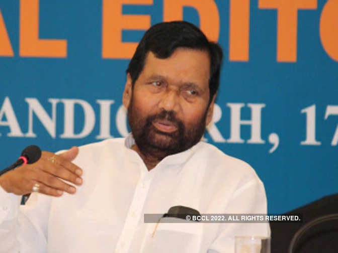 Centre working on portability of PDS entitlements: Food minister Ram Vilas Paswan