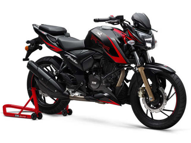 TVS Motor rolls out race edition 2.0 of Apache RTR 200 4V at Rs 1.09 lakh