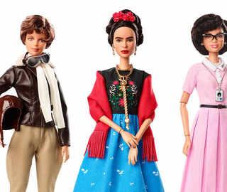 Barbie has a Women's Day gift: Amelia Earhart, Frida Kahlo, Katherine Johnson dolls