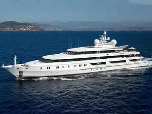 Kingfisher Vijay Mallya S Abandoned Luxury Yacht Seized Over Unpaid