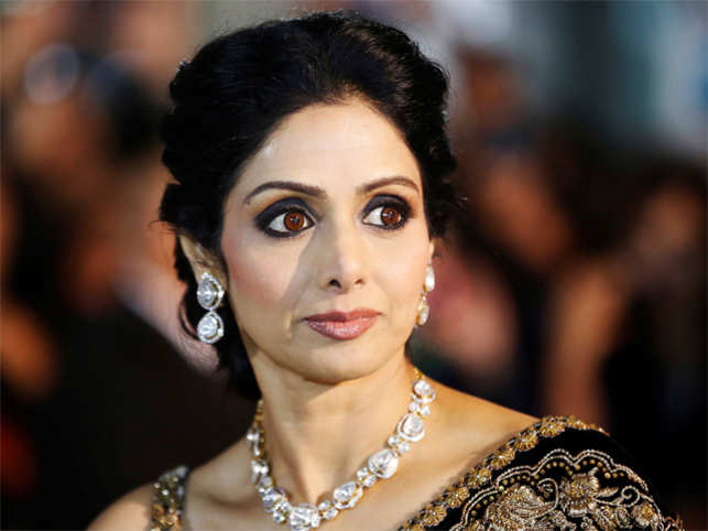 Sridevi, an actress who brought a distinct sobriety to the world of mainstream cinema
